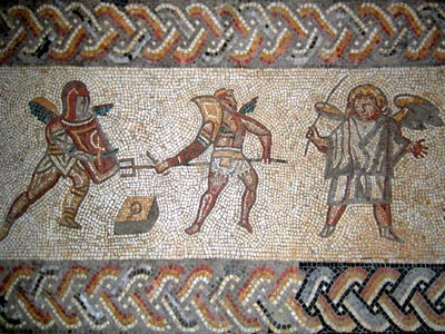 Of ancient art revealing much about roman life and beliefs