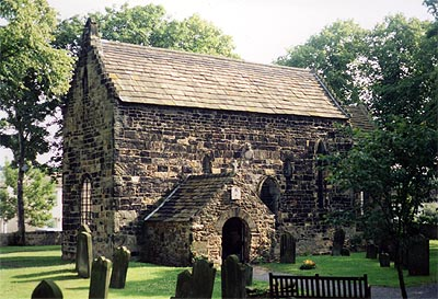 Escombe Church in County Durham